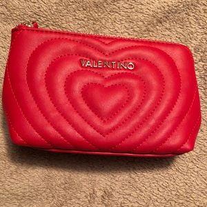 Mario Valentino make up bag